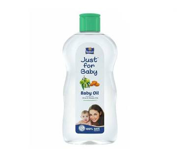 Parachute Oliv&Almond Baby Oil 200ml-(5% VAT Included on Price)-2102037