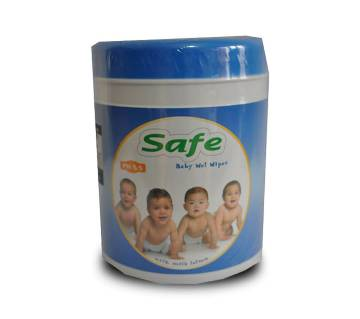 Safe Baby Wet Wipes 180pcs-(5% VAT Included on Price)-2101408