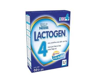 Nestle Lactogen-4 BIB Powder 350g-(5% VAT Included on Price)-2200581