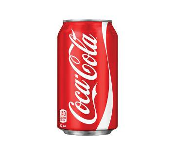 Coca Cola Can 325(±5)ml (Imp)-(5% VAT Included on Price)-2300804
