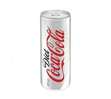 Coca Cola Diet 250 ml Can-(5% VAT Included on Price)-2301057
