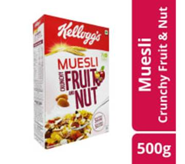 Kelloggs Oats Poly Pack 500g-(5% VAT Included on Price)-2809915
