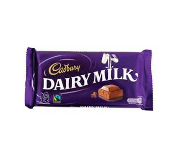 Cadbury Dairy Milk Chocolate(16±4)g-(5% VAT Included on Price)-2803036