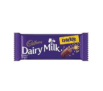 Cadbury Dairy Milk Crackle Choc 36g-(5% VAT Included on Price)-2807071