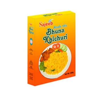 Sajeeb Ready Mix Bhuna Khichuri 500Gm-(5% VAT Included on Price)-2802995
