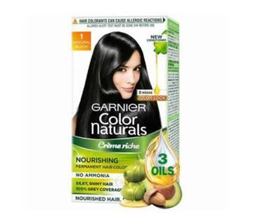 Garnier Color N.1 Na Bla H.Cream 70m+60g-(5% VAT Included on Price)-3000246