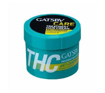 Gatsby Anti Dandruff Hair Cream 125g-(5% VAT Included on Price)-3002326