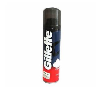 Gillette Foam 98gm Regular-(5% VAT Included on Price)-3002981