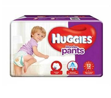 Huggies Wonder Pants XL-28 Size(12-17kg)-(5% VAT Included on Price)-2101720