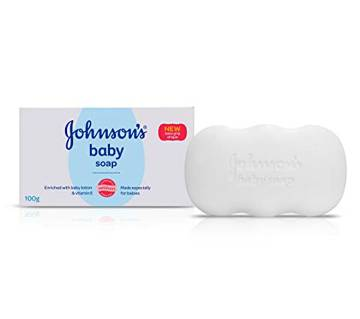 Johnsons Baby Soap 100g-(5% VAT Included on Price)-2101667