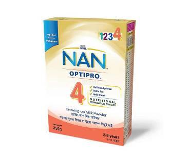 Nestle Nan-4 Growing-Up Milk Powder 350g-(5% VAT Included on Price)-2200671