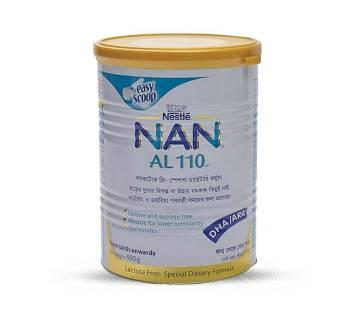 Nestle AL 110 - 400g (Tin)-(5% VAT Included on Price)-2200333