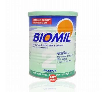 Biomil 2 Infant Milk 400g Tin-(5% VAT Included on Price)-2200063