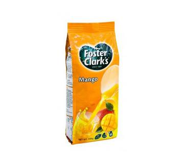 Foster Clarks Instant Drink Mango 500gm-(5% VAT Included on Price)-2301406