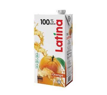 Latina Orange Juice 1000ml (Tetra)-(5% VAT Included on Price)-2302615