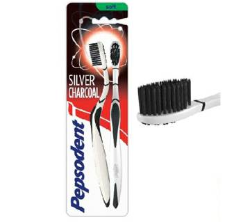 Pepsodent Silver Charcol T.Brush Soft-(5% VAT Included on Price)-3015709