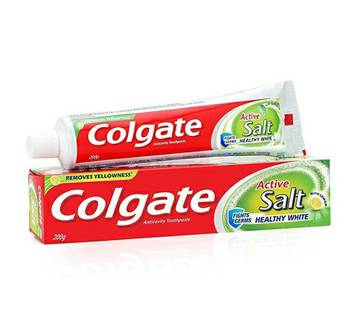 Colgate Active Salt Toothpaste 200gm-(5% VAT Included on Price)-3003586