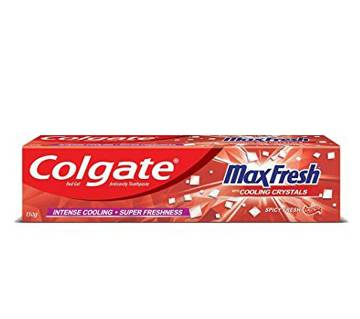 Colgate Max Fresh Red Gel T. Paste 150g-(5% VAT Included on Price)-3003722
