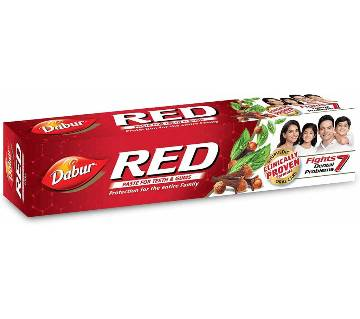 Dabur RED Paste for Teeth & Gums 200gm-(5% VAT Included on Price)-3003409