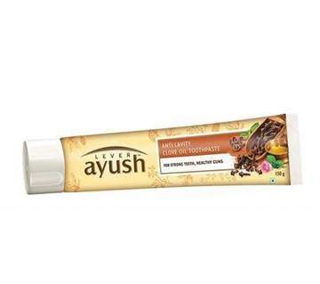 Lever Ayush A.C Clove O.Toothpaste 150g-(5% VAT Included on Price)-3014909