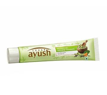 Lever Ayush F.Gel Cardamom T.Paste 80g-(5% VAT Included on Price)-3014913