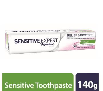Pepsodent Sensitive Ex.Fresh T.Paste140g-(5% VAT Included on Price)-3015459