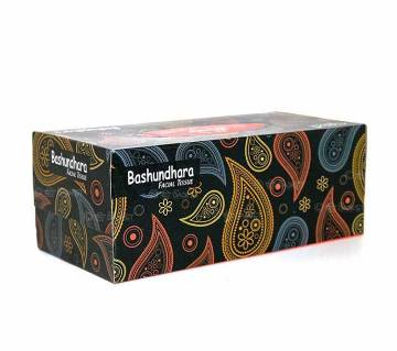 B.dhara Facial Tissue 150 PcsX2Ply White-(5% VAT Included on Price)-3000383