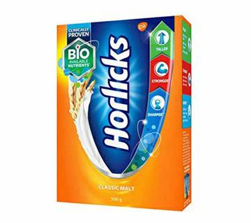 Horlicks Classic Molt BIB 550g-(5% VAT Included on Price)-2303475