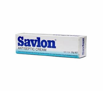 Savlon Antiseptic Cream 30 gm-(5% VAT Included on Price)-3000462