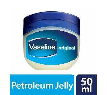 Vaseline Pure Pet.Jelly Original 50ml-(5% VAT Included on Price)-3002623