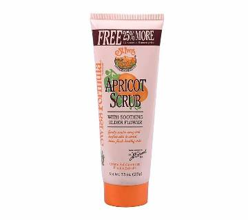 Steves Apricot Face Wash Scrub 212±42g-(5% VAT Included on Price)-3001306
