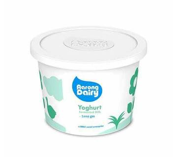 Aarong Sour Yogurt 1kg-(5% VAT Included on Price)-2501230