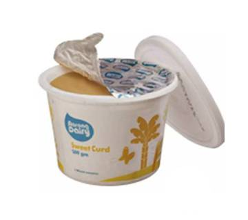 Aarong Sweet Curd 500 ml-(5% VAT Included on Price)-2500001