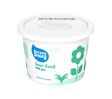 Aarong white Curd 500 ml-(5% VAT Included on Price)-2500002