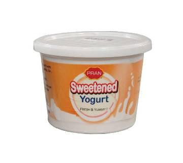 Pran Sweetened Yogurt 500g-(5% VAT Included on Price)-2500933