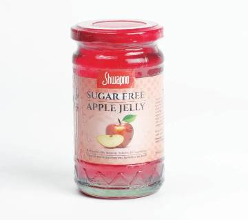 Shwapno Sugar Free Apple Jelly 375g-(5% VAT Included on Price)-2813929