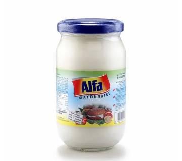 Alfa Mayonnaise 236.5 ml-(5% VAT Included on Price)-2800686