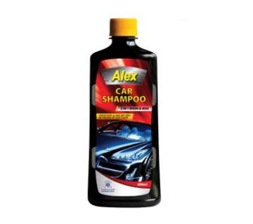 Alex Car Shampoo Wash & Wax 500ml-(5% VAT Included on Price)-2600267