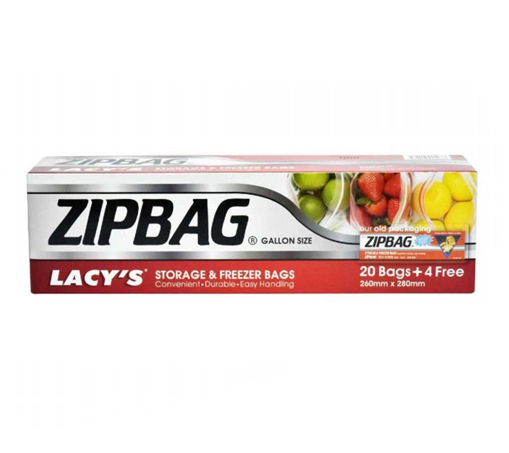 Lacys স্টিক এন্ড সীল ব্যাগ লার্জ 40s-(5% VAT Included on Price)-2603530 বাংলাদেশ - 1145820