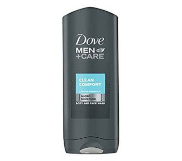 Dove Body Wash Men+Care Clean Comf.250ml-(5% VAT Included on Price)-3015797