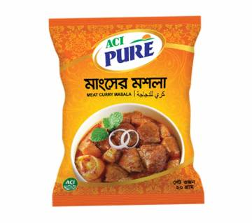 ACI Pure Meat Masala 20g-(5% VAT Included on Price)-2700067