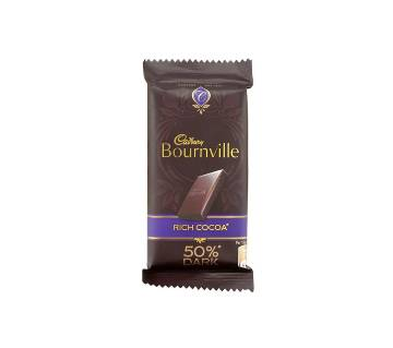 Cadbary Bournville R.Cocoa Chocolate 31g-(5% VAT Included on Price)-2812051