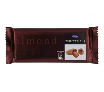 Cadbary Temptations Almond Treat 72g-(5% VAT Included on Price)-2814385