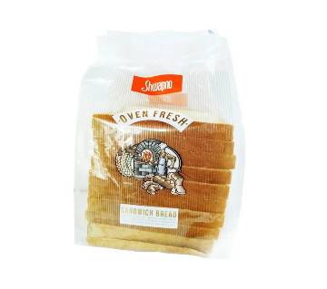 Shwapno Oven Fresh Sandwich Bread 400g-(5% VAT Included on Price)-2813312