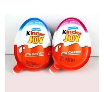 Kinder Joy 20gm-(5% VAT Included on Price)-2803662