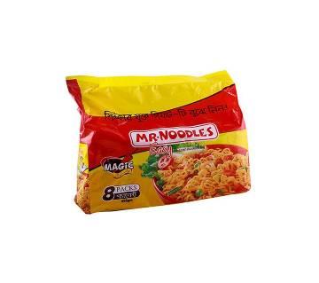 PRAN Mr. Noodles Easy Magic Masala 496gm-(5% VAT Included on Price)-2805270