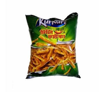 Kurkure Chilli Chatka Crackers 50±5g-(5% VAT Included on Price)-2807896
