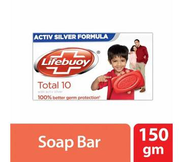 Lifebuoy Total Soap 150g-(5% VAT Included on Price)-3002871