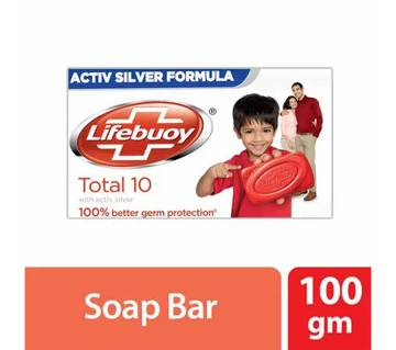 Lifebuoy Care Soap 100g-(5% VAT Included on Price)-3005194