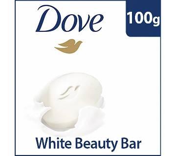 Dove Beauty Cream Bar 100g White (IMP)-(5% VAT Included on Price)-3000746